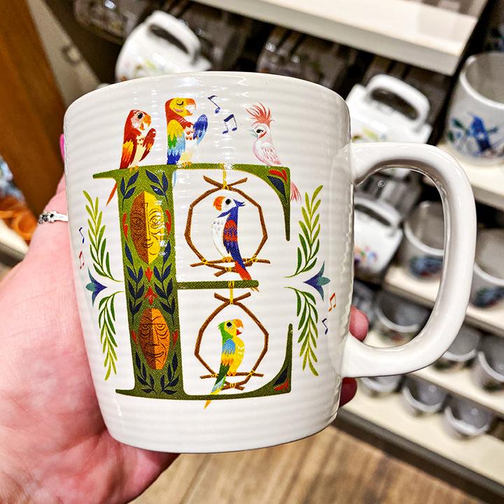 ABC's of Disney Mugs - E is for Walt Disney's Enchanted Tiki Room