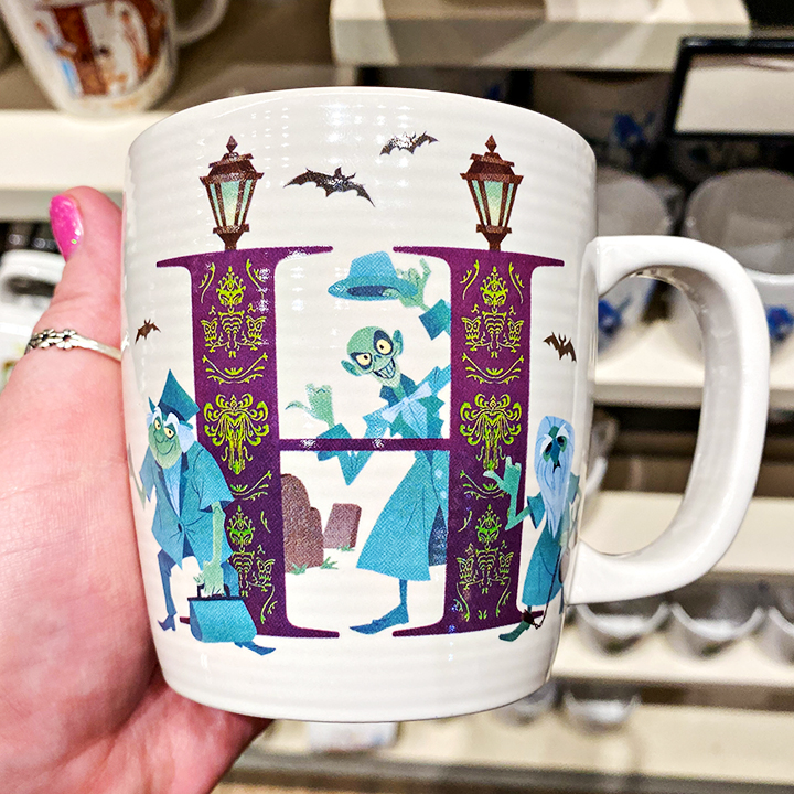 ABC's of Disney Mugs - H is for The Haunted Mansion