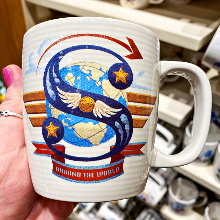 ABC's of Disney Mugs - S is for Soarin'