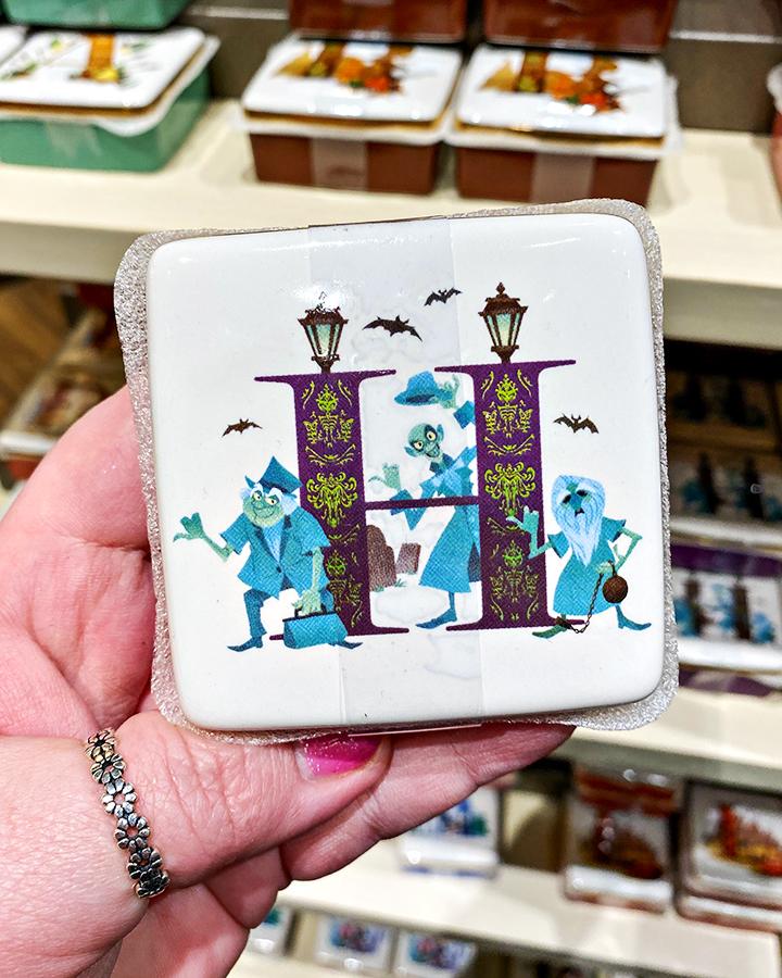 ABC's of Disney Trinket Box