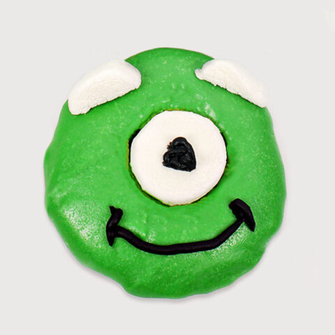 Monster Inc Mike Wazowski Donuts Recipe